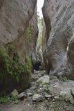 Avakas Gorge Royalty Free Stock Images