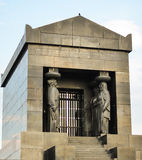 Avala Monument To The Unknown Soldier - Belgrade Serbia Royalty Free Stock Photo