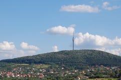 Avala, mountain on the outskirts of Belgrade. royalty free stock photos