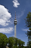 Avala Tower. Belgrade. Stock Photo