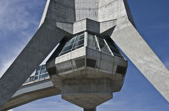 Avala Tower. Belgrade. Stock Images