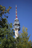 Avala Tower Royalty Free Stock Image