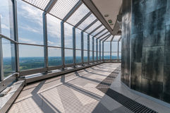 Avala tower interior Royalty Free Stock Photo