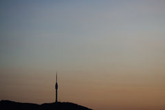Avala tower Stock Images