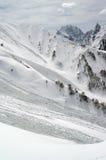 Avalancha Imagen de archivo