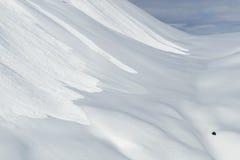 Avalancha do Alasca   fotografia de stock