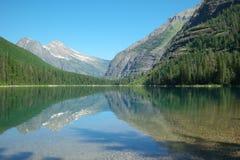 Avalanche湖 免版税库存照片