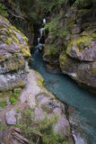 Avalanche Gorge Royalty Free Stock Photography