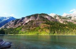 Avalanche lake Stock Photo