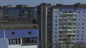 Avalia??o a?rea Arquitetura da cidade, arquitetura velha vídeos de arquivo