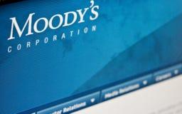 Avaliações Moody Imagens de Stock Royalty Free