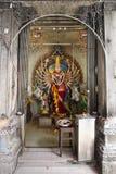 AvalokiteÅvara mil diosas hindúes de los brazos Imagen de archivo
