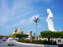 Avalokiteshvara Photographie stock