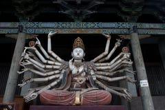Avalokiteshvara 免版税图库摄影