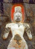 Avalokiteshvara Bodhisattva, Buduruvagala, Sri Lanka Stock Image