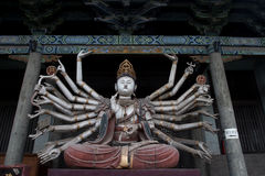 Avalokiteshvara Royalty Free Stock Photography