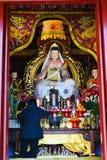 Avalokiteshvara infinite compassion and mercy Royalty Free Stock Image