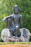 Avalokitesvara 免版税库存图片