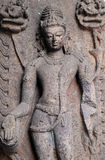 Avalokitesvara. From 10th century found in Lalitagiri, Orissa now exposed in the Indian Museum in Kolkata, West Bengal, India Stock Photo
