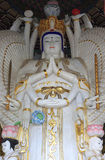Avalokitesvara. In baoen temple, ningde city, china Stock Photo