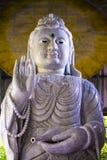Avalokitesvara indoor Royalty Free Stock Image