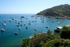 Avalon Bay Catalina 1 Lizenzfreie Stockfotografie