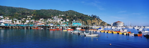 Avalon Harbor Stock Photos