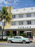 Avalon Hotel Miami Beach Stock Images