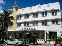 Avalon Hotel Miami Beach Florida Stock Photography