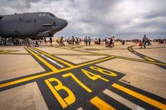 Avalon, Melbourne, Australia - 3 de marzo de 2019: Avión de carga militar de los E.E.U.U. imágenes de archivo libres de regalías