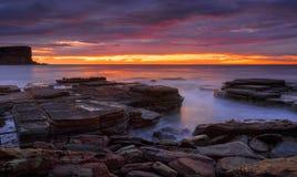 Avalon sunrise Stock Image