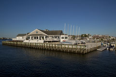 Avalon Yacht Club Royalty Free Stock Photography