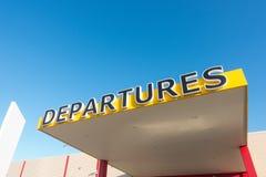 Avalonluchthaven, Melbourne Australië Stock Foto