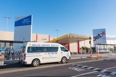 Avalonluchthaven, Melbourne Australië Royalty-vrije Stock Fotografie