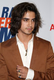 Avan Jogia arrives at the 19th Annual Race to Erase MS gala. LOS ANGELES - MAY 18:  Avan Jogia arrives at the 19th Annual Race to Erase MS gala at Century Plaza Stock Photos