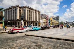 Avana Cuba Fotografia Stock