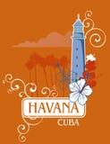 Avana Cuba Fotografia Stock Libera da Diritti