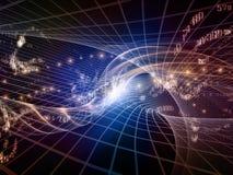 Avance de los reinos del fractal Imagenes de archivo