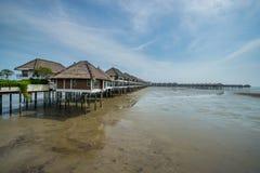 AVANI Sepang Goldcoast Resort Kuala Lumpur. Beautiful beach resort 5 star hotel in sepang kuala lumpur Royalty Free Stock Images