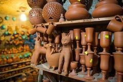 Avanos pottery workshop Stock Photos