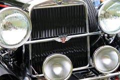 Avant américain classique de voiture Image stock
