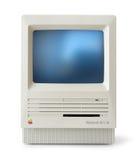 Avant classique d'expert en logiciel de Mac images libres de droits