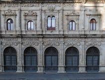 Avant de maison Séville Photographie stock libre de droits