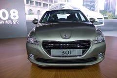 Avant de Peugeot 301 photo stock
