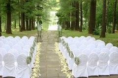 Avant de wedding Image stock