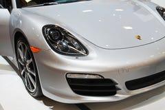 Avant exotique de voiture de sport de Porsche Photos stock