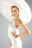 Avant-garde fashion Royalty Free Stock Images