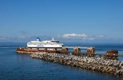 AVANT JÉSUS CHRIST ferry Photo libre de droits