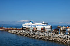AVANT JÉSUS CHRIST ferry Photo stock