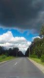 Avant la pluie photos stock